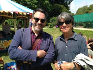 Adam Stower & Anthony Browne