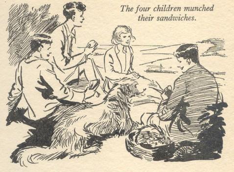 famous-five-picnic