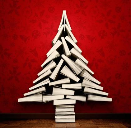 christmas-book-tree
