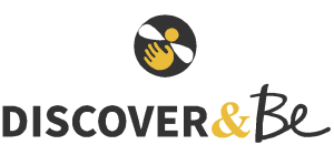 Discover and Be logo