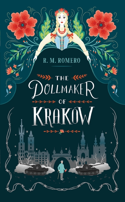 Image result for The dollmaker of Krakow / R.M. Romero ; with illustrations by Tomislav Tomić.