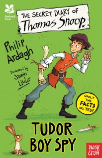 National-Trust-The-Secret-Diary-of-Thomas-Snoop-Tudor-Boy-Spy-355601-1