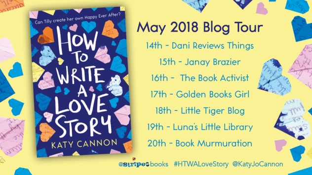 HTWALS Blog Tour 2