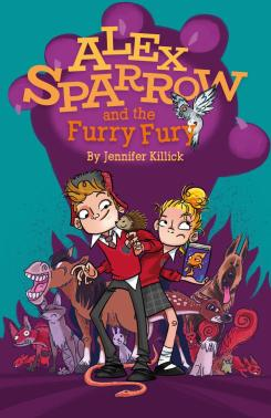 Alex Sparrow and the Furry Fury cover 081217_2