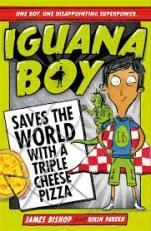 Iguana boy