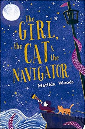 girl cat and navigator