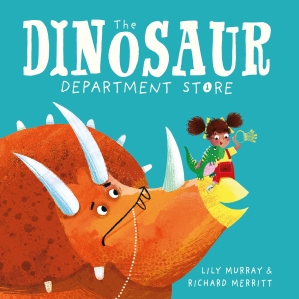 The Dinosaur Department Store Cover