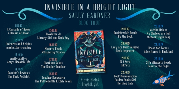 Sally Gardner Blog Tour Graphic