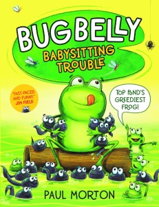 Bug Belly cover