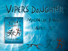 Viper's Daughter Blog Tour Banner