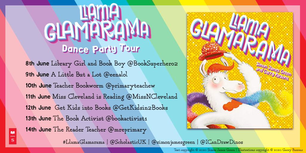 Llama Tour 1
